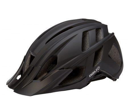 AGU MTB Kerio – Cykelhjelm – Sort
