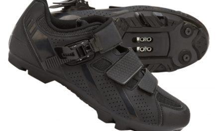 AGU MTB M500 Sport – MTB cykelsko – Sort