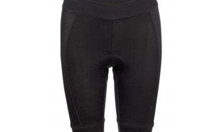 AGU Short Essential – Dame cykelbuks uden seler – Sort