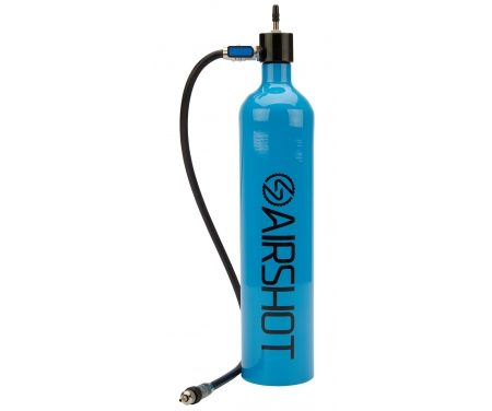 Airshot – Pumpe til tubeless dæk
