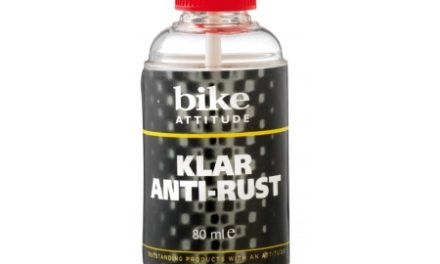 Anti-Rust middel Bike Attitude Klar Flaske M/Pensel 80 ml