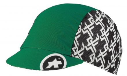 Assos Assosoires GT Cap – Kasket – Grøn – One Size