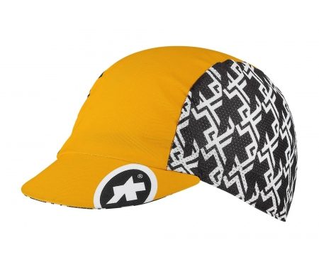 Assos Assosoires GT Cap – Kasket – Orange – One Size