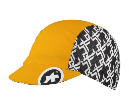 Assos Assosoires GT Cap – Kasket – Orange – One Size