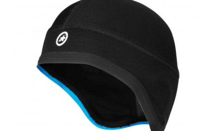 Assos Cap Winter – Hjelmhue – Sort