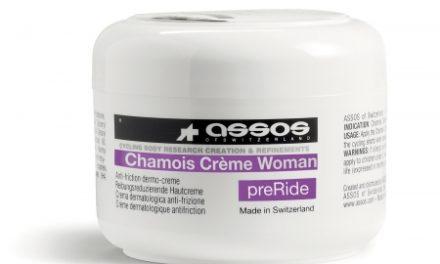 Assos Chamois Creme Woman – Buksefedt til damer – 75 ml