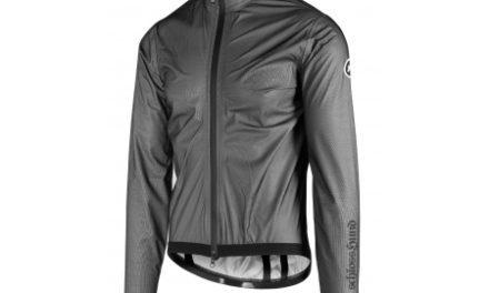 Assos Equipe RS Rain Jacket – Cykelregnjakke – Herre – Sort