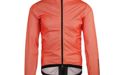 Assos Equipe RS Rain Jacket – Cykelregnjakke – Rød