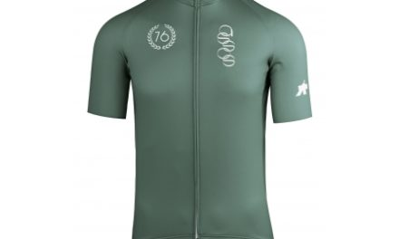 Assos ForToni Short Sleeve Jersey – Cykeltrøje – Grøn