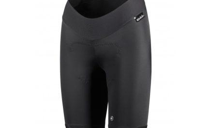 Assos H.Laalalaishorts_S7 – Dame shorts med pude – Sort