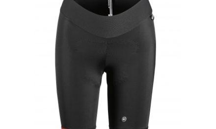 Assos H.Laalalaishorts_S7 – Dame shorts – Sort/Rød