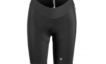 Assos H.Laalalaishorts_S7 – Dame shorts – Sort/Sølv