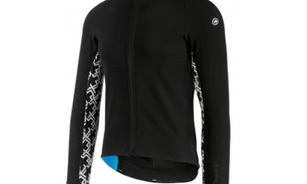Assos Mille GT Jacket Winter – Cykeljakke – Herre – Sort