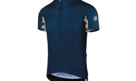 Assos Mille GT Short Sleeve Jersey – Cykeltrøje – Blå