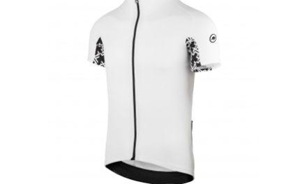 Assos Mille GT Short Sleeve Jersey – Cykeltrøje – Hvid