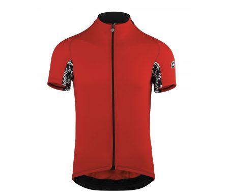 Assos Mille GT Short Sleeve Jersey – Cykeltrøje – Rød