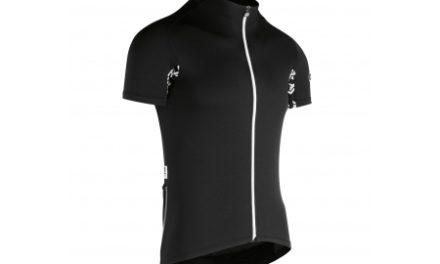 Assos Mille GT Short Sleeve Jersey – Cykeltrøje – Sort