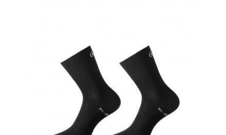 Assos Mille GT Sock – Cykelstrømpe – Sort