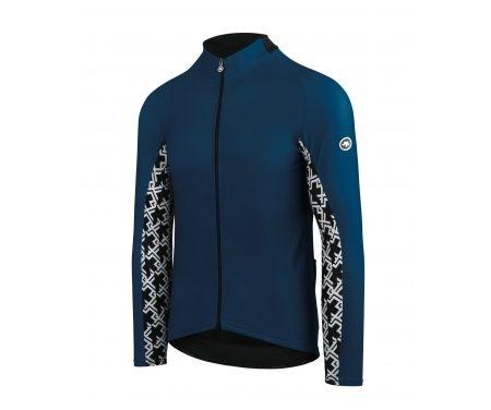 Assos Mille GT Spring Fall LS Jersey – Cykeltrøje m. lange ærmer – Blå