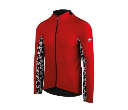 Assos Mille GT Spring Fall LS Jersey – Cykeltrøje m. lange ærmer – Rød
