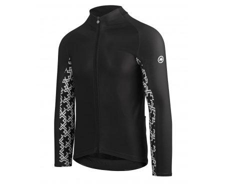 Assos Mille GT Spring Fall LS Jersey – Cykeltrøje m. lange ærmer – Sort