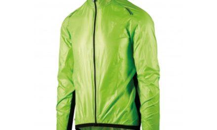 Assos Mille GT Wind Jacket – Cykeljakke – HiVis Grøn