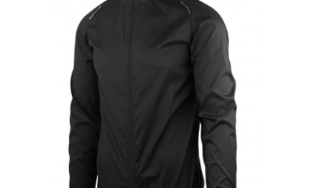 Assos Mille GT Wind Jacket – Cykeljakke – Sort