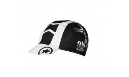Assos milleCap_evo8 – Kasket – Hvid – One Size