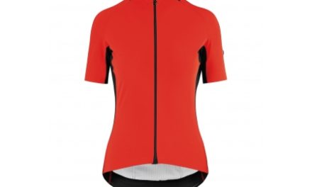 Assos SS.laaLalaiJersey_evo8 – Cykeltrøje Dame – Rød