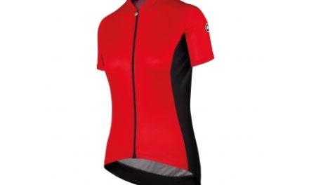 Assos Uma GT Jersey – Cykeltrøje Dame – Rød