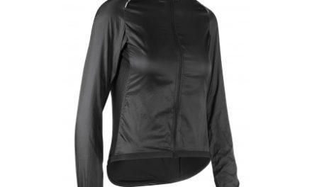 Assos Uma GT Wind Jacket – Cykeljakke – Dame – Sort
