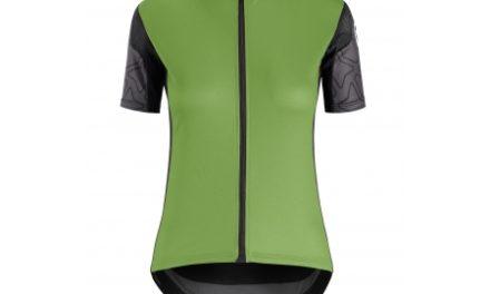 Assos XC Shot Sleeve Jersey Woman- Cykeltrøje MTB – Dame – Grøn