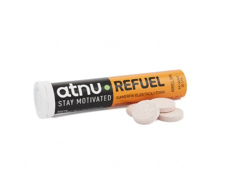 Atnu Elektrolyttabs – Appelsin – 20 tabs