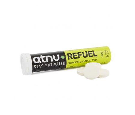 Atnu Elektrolyttabs – Lime – 20 tabs