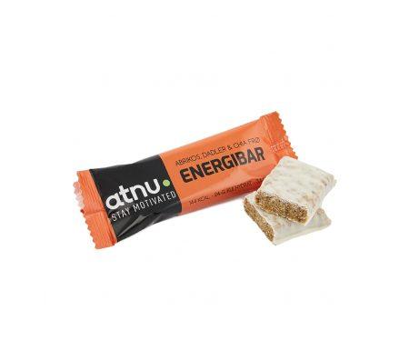 Atnu Energibar – Abrikos – 40 gram