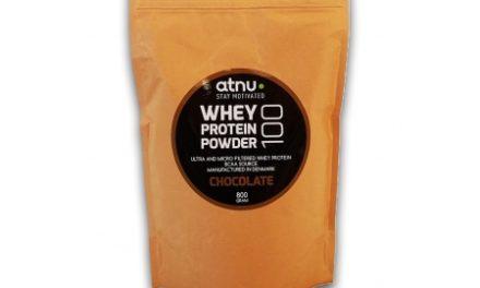 Atnu Proteinpulver – Chokolade – 800 gram