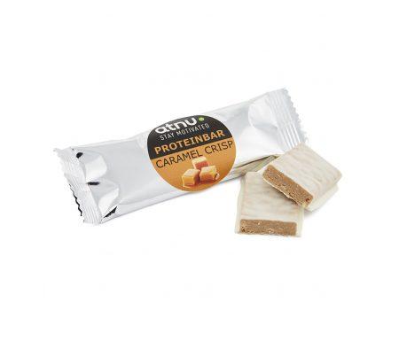 Atnu Snackproteinbar – Caramel crisp – 35 gram