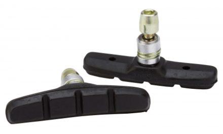 Atredo – Bremseklodser til V-Bremser – 70mm – Par – sorte
