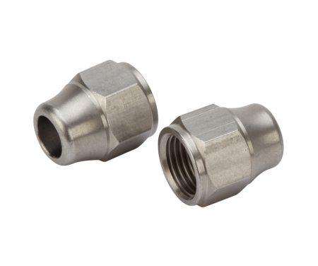 Atredo – Hydraulisk kabelende – Rustfri stål – Til Shimano/Formula  – 2 stk.