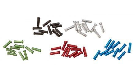 Atredo – Kabelender til gear/bremsewire – 10 stk.