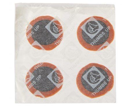 Atredo – Lapper i løs vægt 100 stk. –  25mm i diameter
