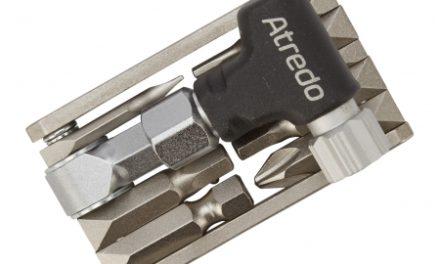 Atredo – Multitool – 10 funktioner – Med co2 inflator