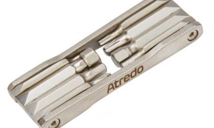 Atredo – Multitool – 9 funktioner – Blank