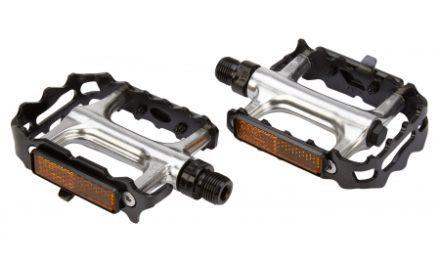 Atredo – Pedal – MTB – alu/sølv – VP 196