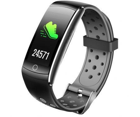 Atredo – Smartwatch – Q8 Plus – Farveskærm – Sort