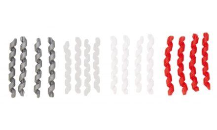 Atredo – Stelbeskytter til kabler – Spiral – 60 mm – 4 stk.