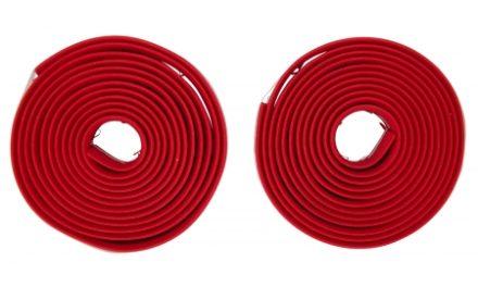 Atredo – Styrbånd – Syntetisk – Kork – Rød