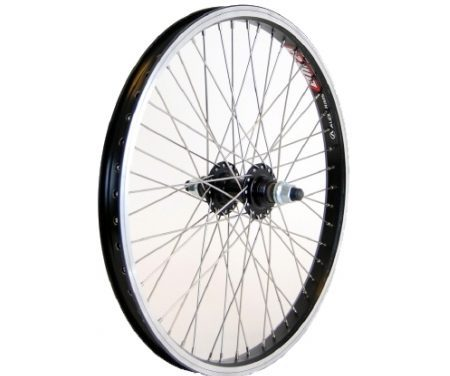 Baghjul 20 x 1,75 BMX DM24 Sort