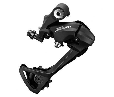 Bagskifter Shimano Acera Trekking 3 x 9 gear Sort