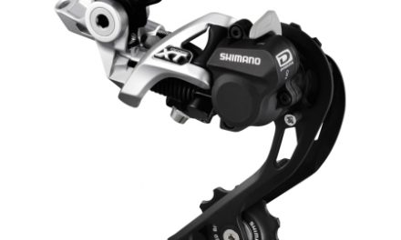 Bagskifter Shimano  XT Shadow RD+ Model RD-M786-SGS 3 x 10 gear Sølv